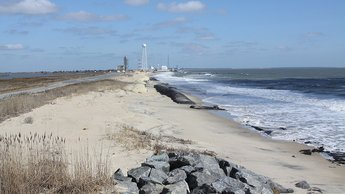 Mid-Atlantic Coastline